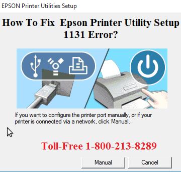 1-800-715-9524 How To Troubleshoot Epson Printer Utility