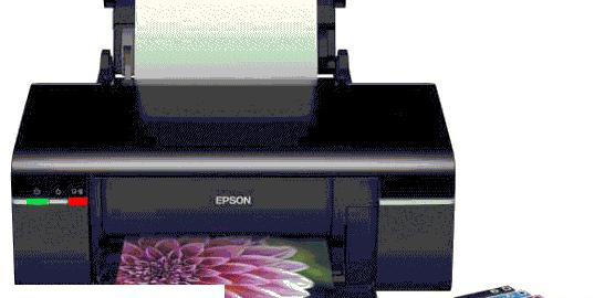 How To Reset The Epson K100 Adjustment Program