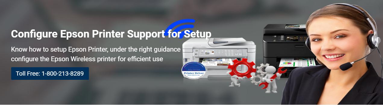 Epson printer configration