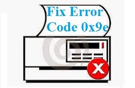 How to Fix Epson Printer Error Code 0x9e