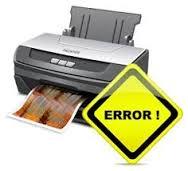 How to Fix Epson Printer Error