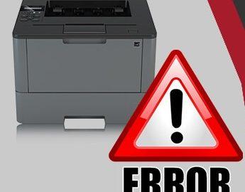 How to Fix Brother Printer Error 1722
