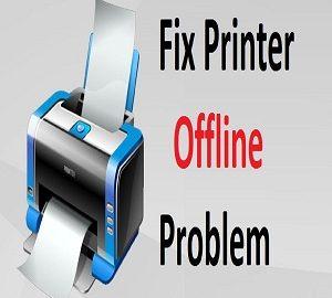How to Bring Lexmark Printer Offline to Online
