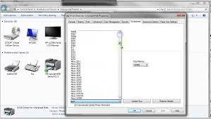 install Ricoh printer driver on Windows XP