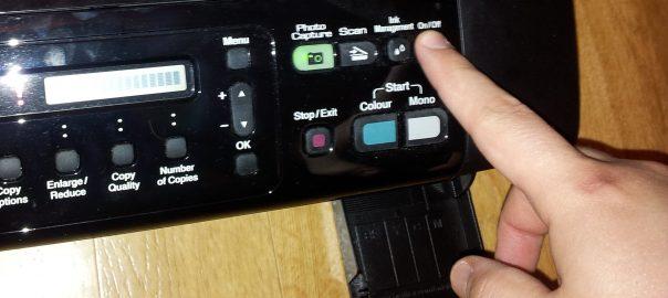 How to Fix Epson Printer Error Code 0x83
