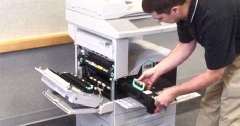 Lexmark Printer Cartridge Error